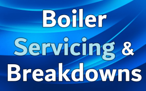 Boiler servicing and breakdowns